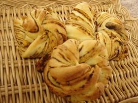 菓子パンの生地