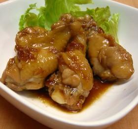 ふっくら♡鶏手羽元のマーマレード煮♡