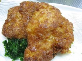 ♪鶏むね肉でから揚げフライドチキン♪