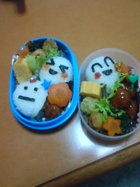 娘の幼稚園のお弁当4