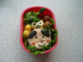 幼稚園のお弁当☆
