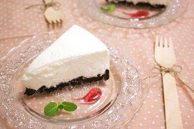 ふわふわヨーグルトレアチーズケーキ