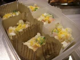 お弁当用 ポテトサラダ