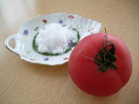 フローズントマト