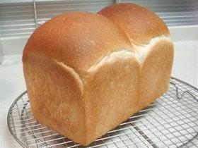 我が家のシンプル ふんわり軽い 食パン