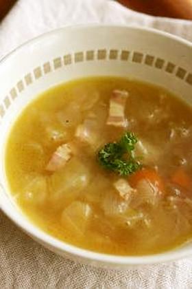 コクのある野菜コンソメスープ♪