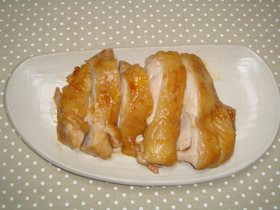 はなまるレシピ☆絶品!鶏チャーシュー