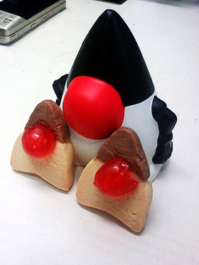Dukeクッキー