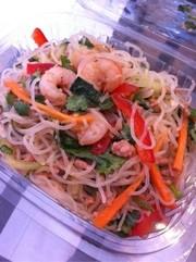 タイ風春雨サラダ(ヤムウンセン)の写真