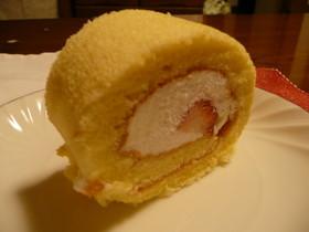 ふわふわ☆THE ・ ロールケーキ