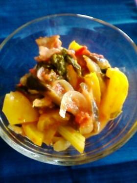 夏野菜がおいしい!簡単ラタトゥイユ