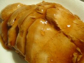 【鶏肉】 絶品☆やわらか鶏チャーシュー