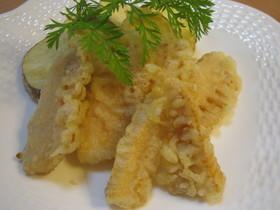 簡単♪うまうま❀筍の味付き天ぷら
