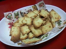 ワンボウル☆おからチーズクッキー