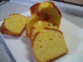 ♪本格バターケーキ♪