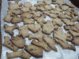 チョコピー黒糖サクサクッキー!