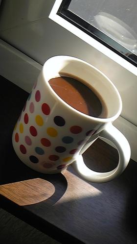 コーヒーココア☆手軽にカフェの味♪