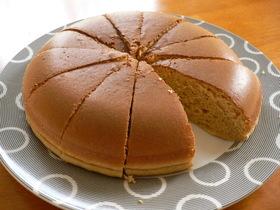 ホエー活用&きな粉救済!炊飯器ケーキ