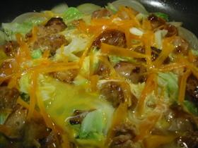 【鶏肉】香ばしい☆焼き鳥親子丼