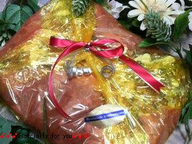 プレゼントに!マシュマロロールパン