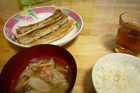 太刀魚の簡単揚げ煮