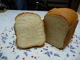 もっちり ふんわり食パン