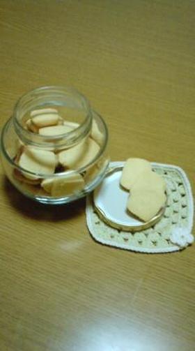 *余りものでクッキー*