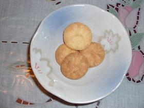 あまーい一口サクサククッキー