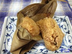 台湾家庭料理♪故郷のちまき♪