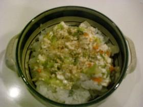 安い☆簡単☆ヘルシー☆豆腐のあんかけ丼
