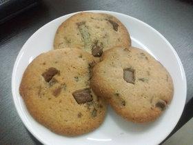 アメリカの味♪チョコチップソフトクッキー