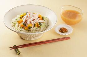 梅味噌 冷やし素麺