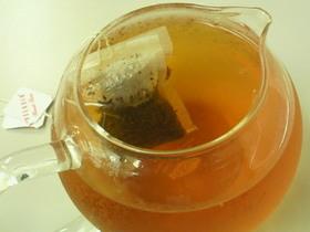 すっきり!まろやか!水出し紅茶