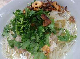夏はエスニック!素麺でベトナムフォー