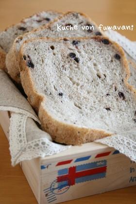 早焼き♡HBで♡ベリーフランス食パン