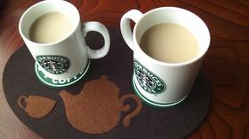 挽き立て新鮮!まめ♡まめコーヒー♥