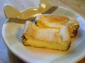 たまご1個♡ワンボウルで♡チーズケーキ♡