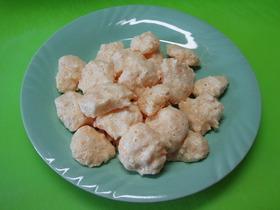 サクサクのココナッツクッキー