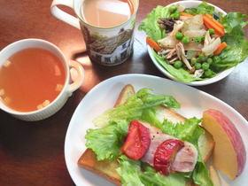 331キロカロリーダイエット朝食