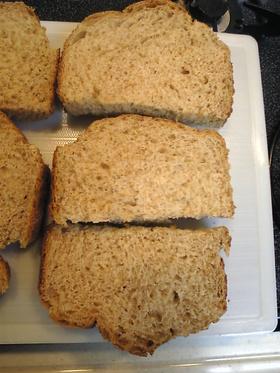 全粒粉 カルーアミルク食パン (HB)