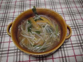 さっぱりスープ