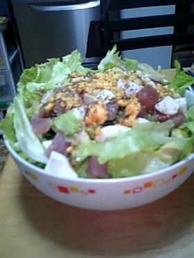☆簡単♪洋食屋さんのサラダ☆