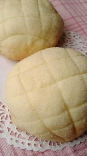 カリッふわ〜☆メロンパン