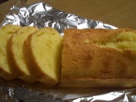 しっとりNo.1!プレーンパウンドケーキ