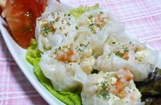 豆腐海老シュウマイ