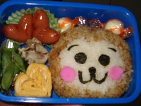 ☆お猿さん弁当☆