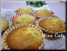 簡単カップケーキ