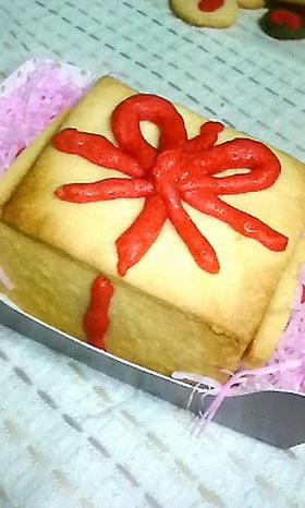 箱ごと食べて♪ギフトクッキー。
