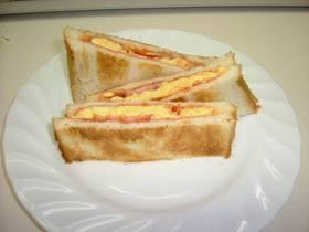 HOT玉子サンド
