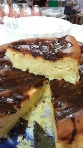 塩系癖になって☆ブルーチーズケーキ
